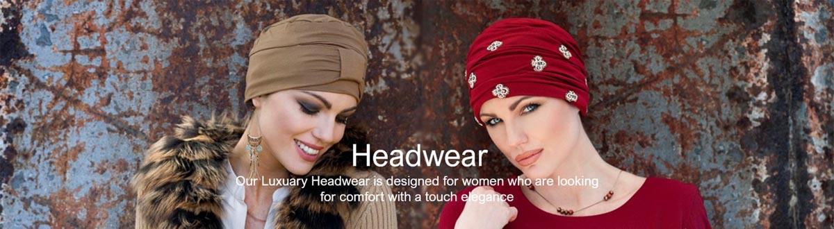 Produced onsite luxury handcrafted headwear for every occasion