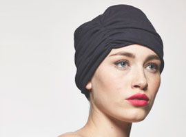 For hair loss - headwear